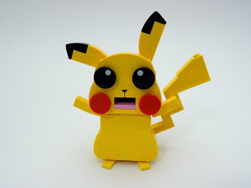 LEGO Pokemon Go: Pikachu