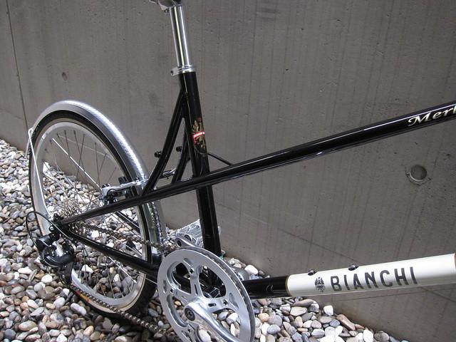 Bianchi Minivelo7 Lady BK Mixte