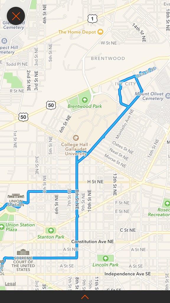 Ivy City ride detail