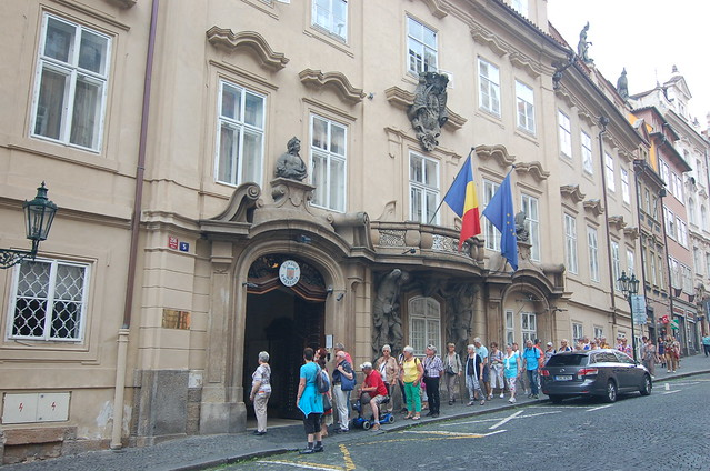 布拉格 小城區