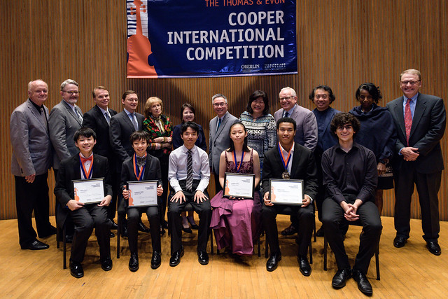 2016 Cooper International Piano Competition