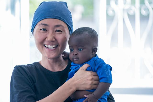 아프리카 기니 단기선교사진모음