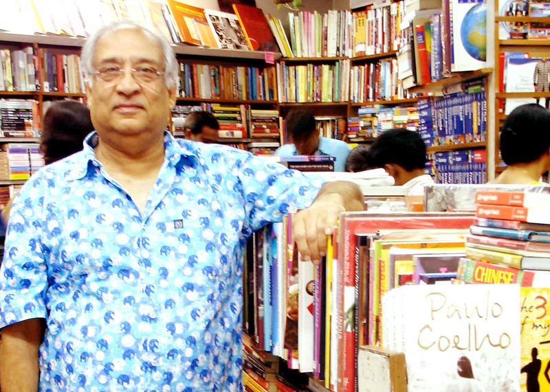City Obituary - Anil Arora of the Legendary The Bookworm is Dead