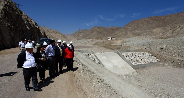 obras mitigación de aluviones en el acceso a la Quebrada Huella Tres Puntas, en Tocopilla, Región de Antofagasta (2).