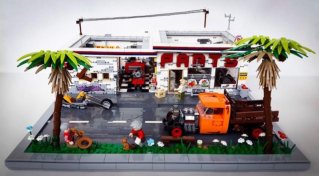 Parts Shop
