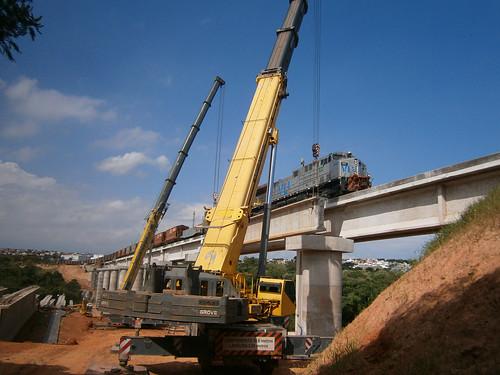 COMSA exporta su experiencia ferroviaria a Brasil y crece en obra civil