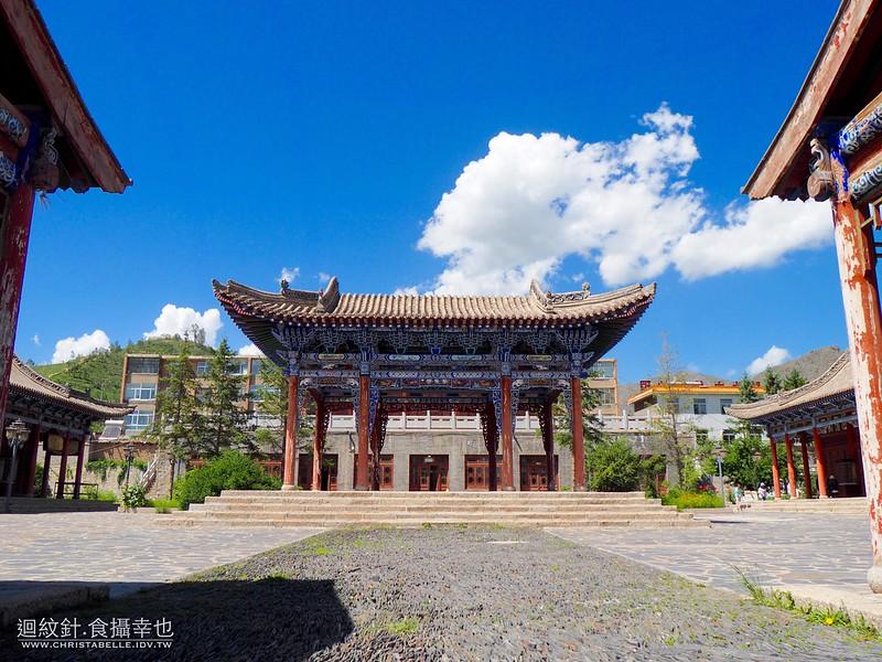 20160728青海湖一日遊 丹噶爾古城