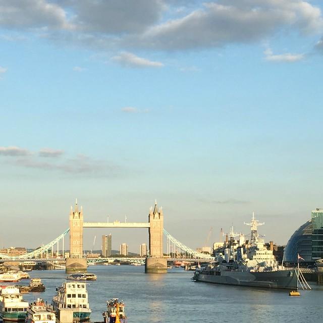 LondonBridge HMS Belfast