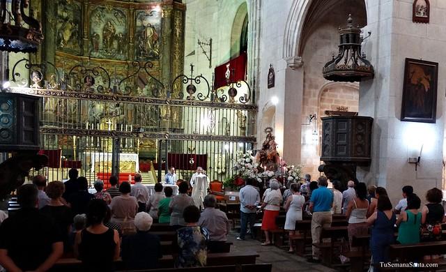 Virgen del Carmen novenario