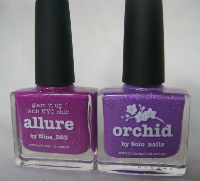 orchid vs allure
