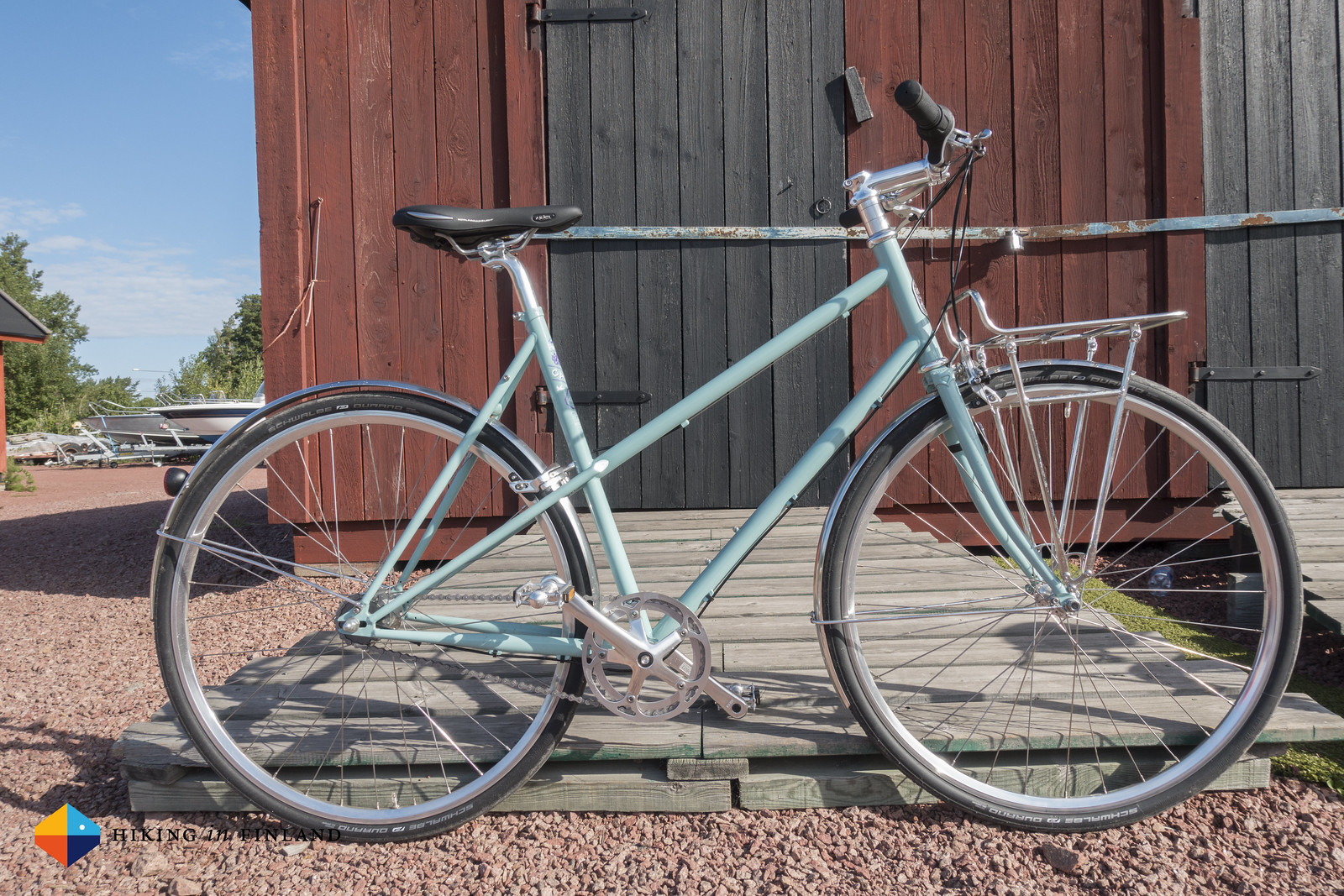 Pelago Bicycles Capri