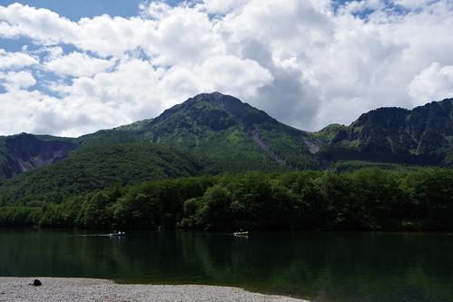 Taisho-ike pond Kamikochi 2016 summer 07