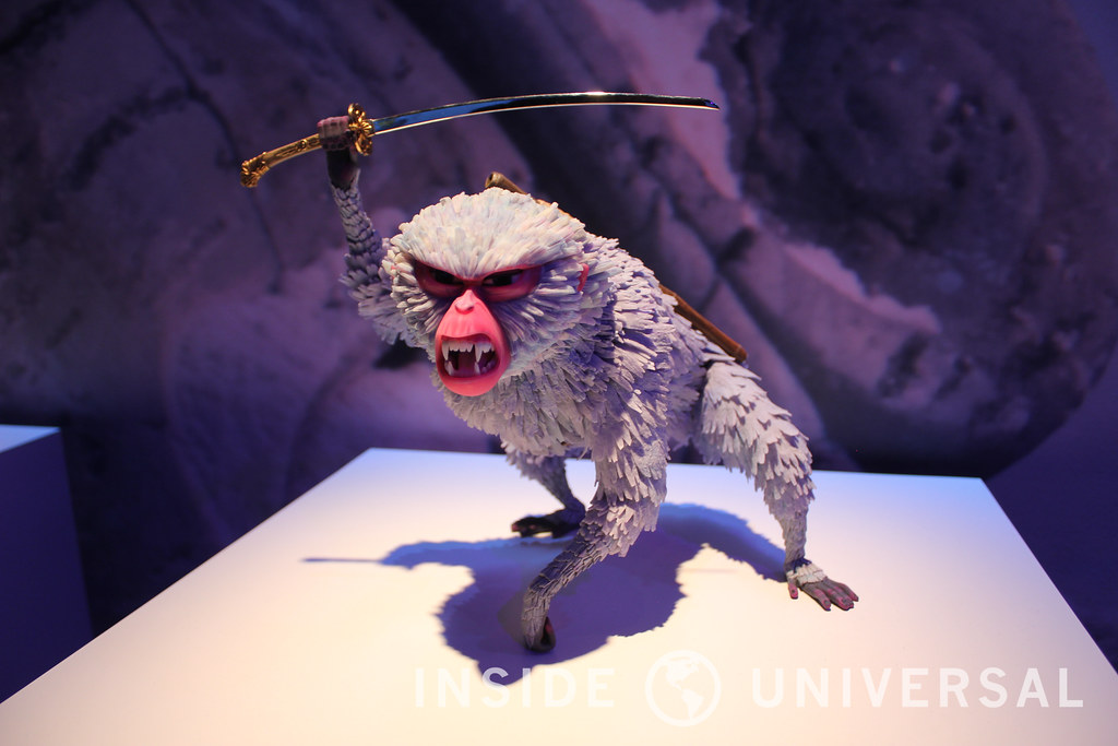 """A Magical LAIKA Experience"" debuts at Universal Studios Hollywood - Kubo and the Two Strings"