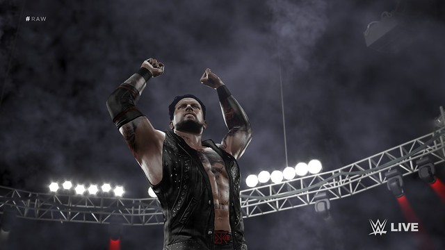 WWE 2K16 via Sunny Aries